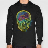 Anatomy Skull Hoody