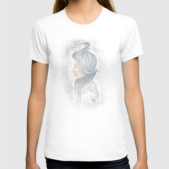 The waterfall of Subconsciousness T-shirt