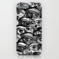 Watching You III iPhone 6 Slim Case