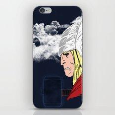 Thor iPhone & iPod Skin
