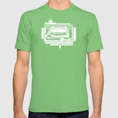 Killing Me Softly Mens Fitted Tee Grass SMALL