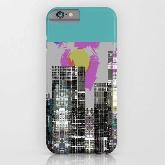 Skyscrapers iPhone & iPod Case