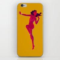 Mama Feelgood iPhone & iPod Skin