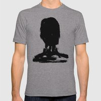 Avatar Mens Fitted Tee Athletic Grey SMALL