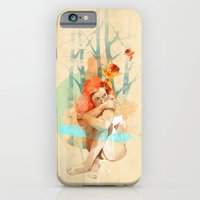 iPhone & iPod Case featuring Lonely by Ariana Perez