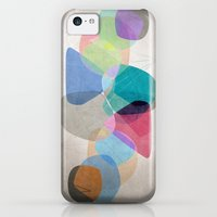 iPhone 5c Cases featuring Graphic 100 by Mareike Böhmer Graphics