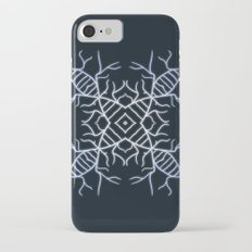 Diatom Snowflake Slim Case iPhone 7