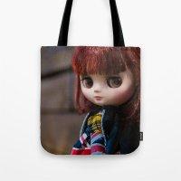 Penny My Middie Blythe  Tote Bag