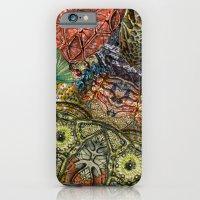 Psychedelic Botanical 1 iPhone 6 Slim Case
