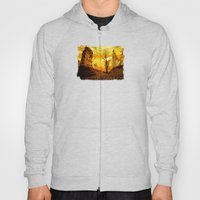Golden nature Hoody