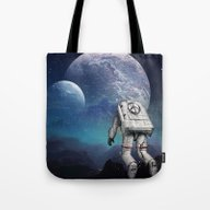 Searching Home Tote Bag