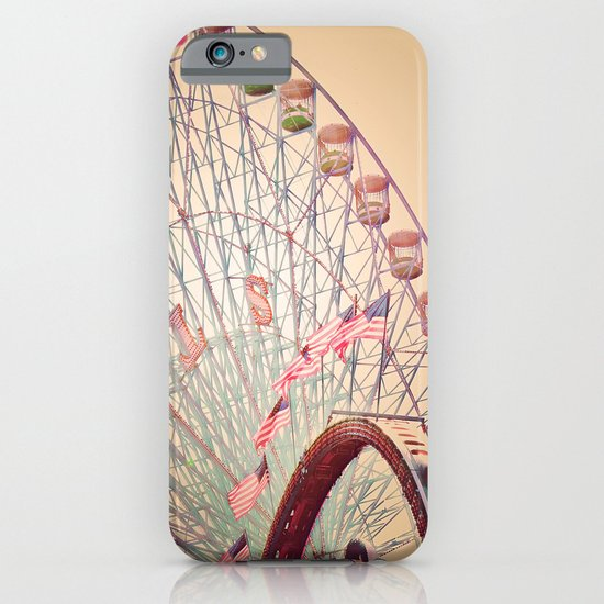 Biggest Wheel in Texas iPhone & iPod Case