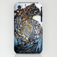 iPhone 3Gs & iPhone 3G Cases featuring Aging Like A Junkyard by Alex Ruddell