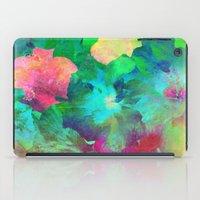 Hibiscus Dream #4 iPad Case