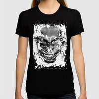 AFX Womens Fitted Tee Black SMALL