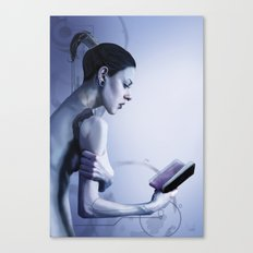 Instructions Canvas Print