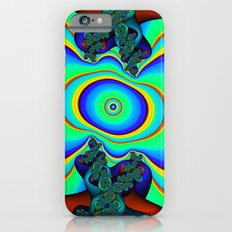 Rainbow Frequency iPhone 6s Slim Case