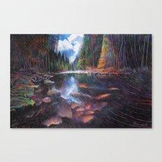 Feel Alive Canvas Print
