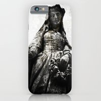 iPhone & iPod Case featuring Gracian by Cemetery Prints Inc.