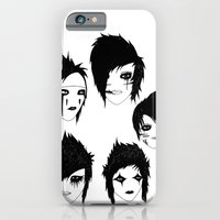 iPhone & iPod Case featuring Brides by ḋαɾќṡhαḋøώ .