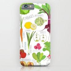 Seasons eatings iPhone 6 Slim Case
