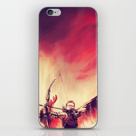 Take Aim iPhone & iPod Skin