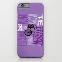 iPhone & iPod Case featuring The Most Efficient Machine by Chris Piascik