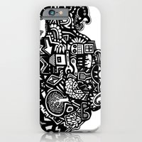 iPhone & iPod Case featuring thought by Kimberly rodrigues