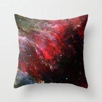Universy Alcyoneum Throw Pillow