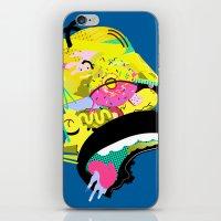 Homer 1. iPhone & iPod Skin
