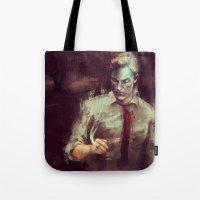 True Detective Tote Bag