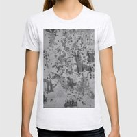 My Ink op 3 Womens Fitted Tee Ash Grey SMALL