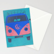 kombi shadow 02 Stationery Cards