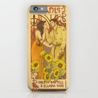 iPhone & iPod Case featuring The Lovers by ElinJ