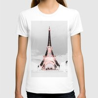 paris T-shirts featuring PARIS by 2sweet4words Designs