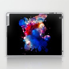 Colorful Cosmos Splatter Laptop & iPad Skin