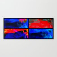 Summer in Rio Canvas Print