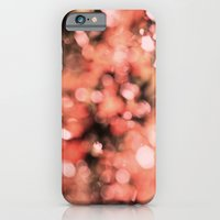 iPhone & iPod Case featuring Bokeh Bubbly by Shawn King
