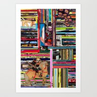 Visual Sequence #041 Art Print