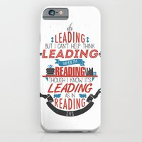 iPhone & iPod Case featuring It's Leading by Krist Norsworthy
