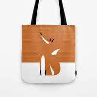 Ready For Winter Tote Bag