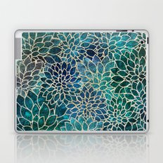 Floral Abstract 4 Laptop & iPad Skin