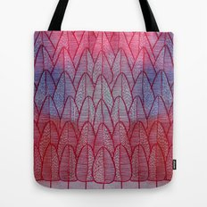 Leaves / Nr. 6 Tote Bag