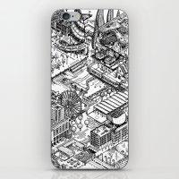 ARUP Fantasy Architecture iPhone & iPod Skin