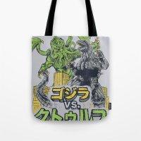 Clash Of Goods Tote Bag