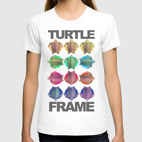 Turtle Frame T-shirt