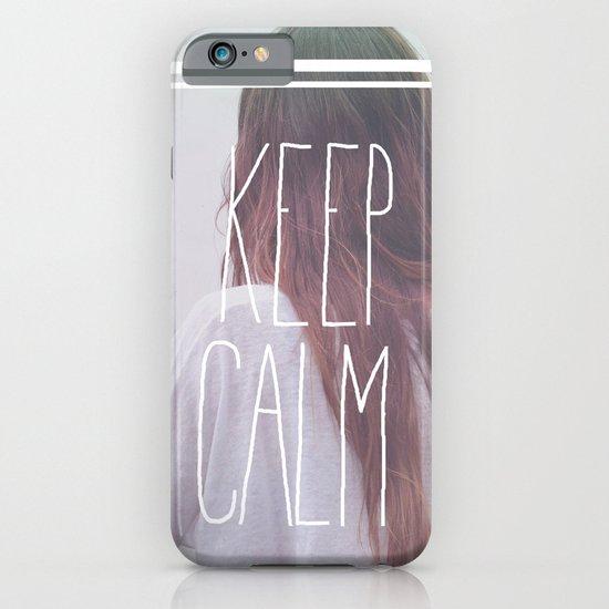 Wander (Keep Calm) iPhone & iPod Case