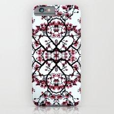 magnolia silhouette Slim Case iPhone 6s