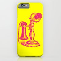 Vintage Phone Meets Pop … iPhone 6 Slim Case