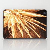 Fire burst iPad Case